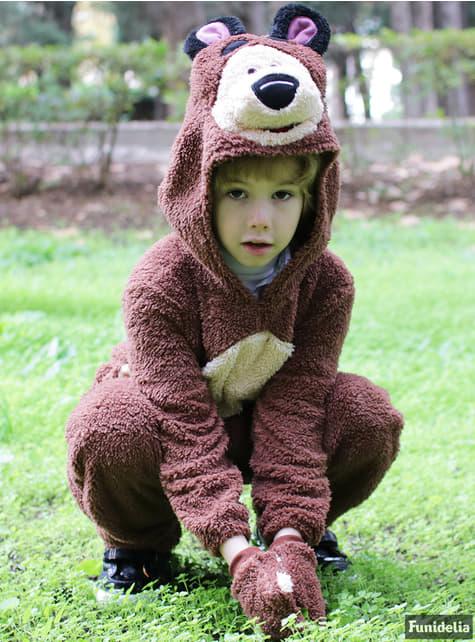 Disfraz de Oso infantil - Masha y el Oso - barato