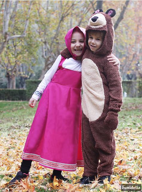 Disfraz de Oso infantil - Masha y el Oso - originales y divertidos