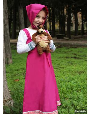 Pluszowy miś - Masza i Niedźwiedź