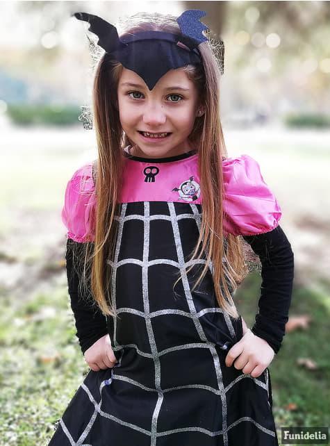 Disfraz de Vampirina para niña - niña