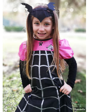 Vampirina kostyme til jenter