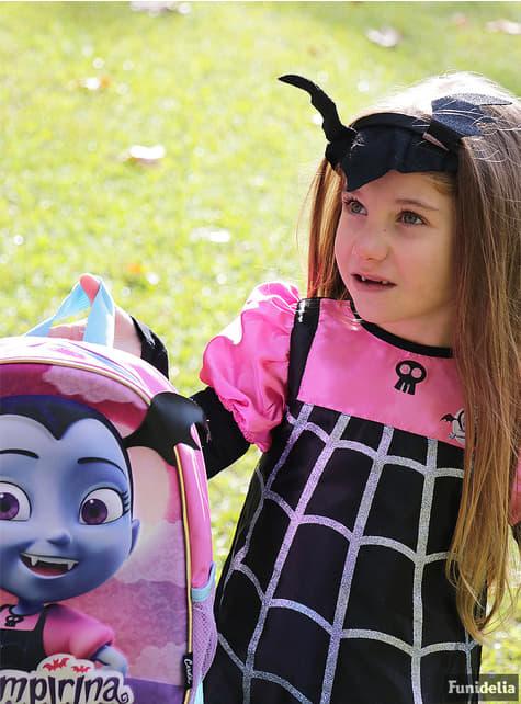 Disfraz de Vampirina para niña - original