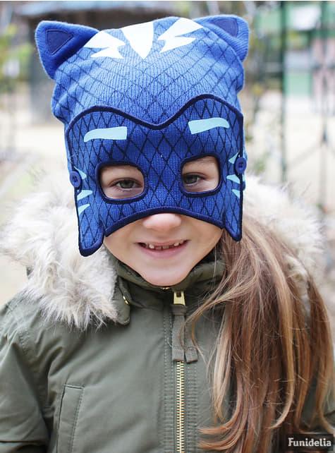 Gorro de Gatuno con antifaz infantil - PJ Masks