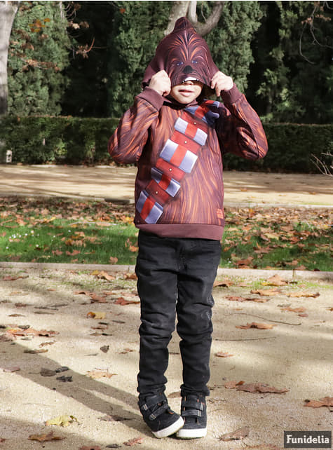 Chewbacca hoodie for kids - Star Wars