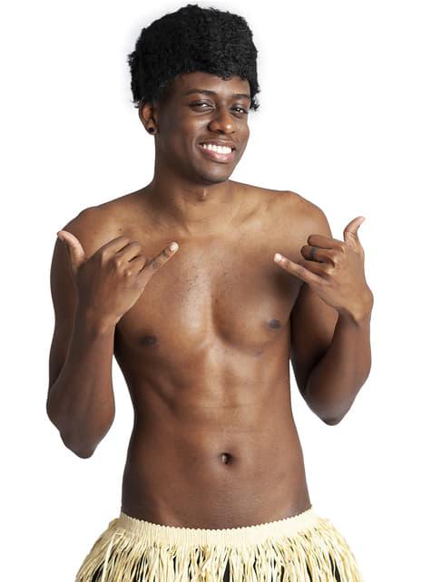 афро парик эффект геля для волос
