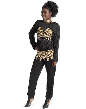 Disfraz de zulú tradicional para mujer
