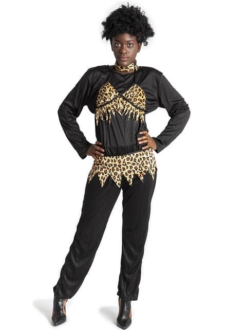 Disfraz de zulú tradicional para mujer - original