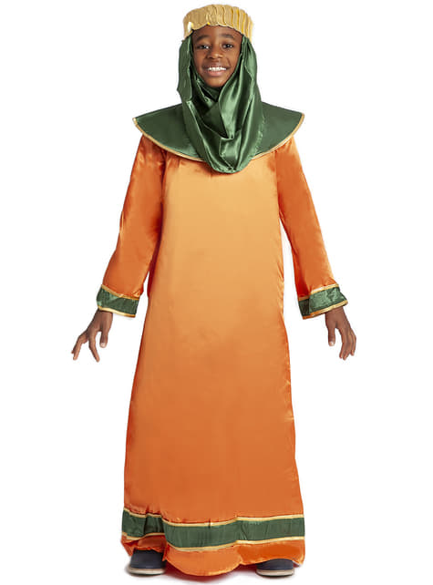 King Balthazar bible costume for boys