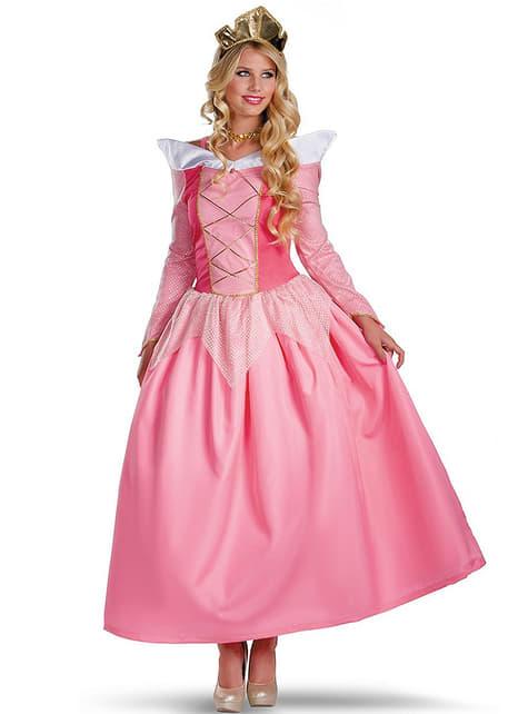 Disfraz de Aurora Prestige para mujer