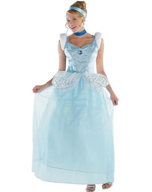 Assepoester kostuum voor volwassenen