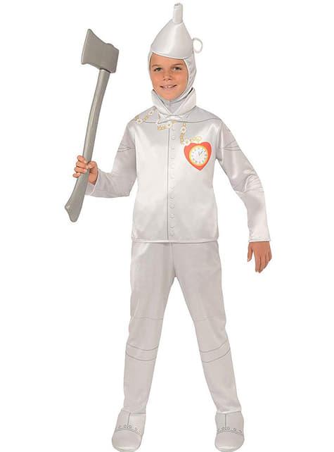 Tinn Mannen fra Trollmann Fra Oz Kostyme