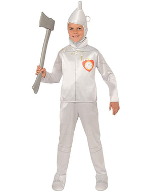 The Tin-Man The Wizard of Oz Kids Costume