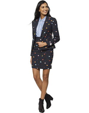 Costume Pac-Man femme - Opposuits