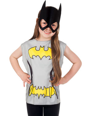 Kit Maskeraddräkt Batgirl barn - DC Comics