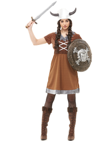 Viking Costumes For Women Men And Kids Funidelia