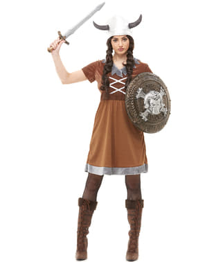 Konur Viking búningur