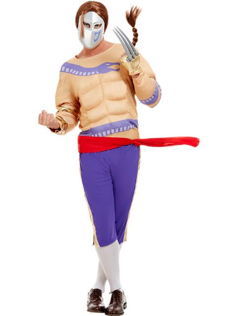 Fato de Vega - Street Fighter
