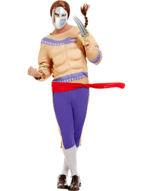 Vega Costume - Street Fighter
