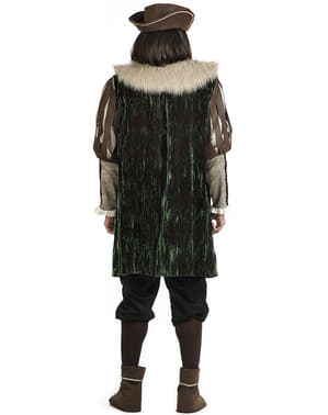 Christopher Columbus costume for men