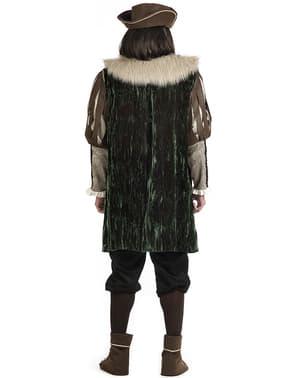 Christopher Columbus kostume til mænd