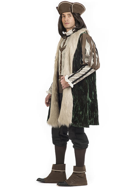 Christopher Kolumbus Kostüm für Herren