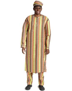 Африканський костюм для чоловіків