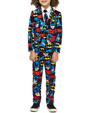 男の子のためのDark Knight Opposuitsスーツ