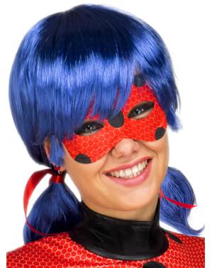 Ladybug paryk til kvinder - Miraculous: Tales of Ladybug & Cat Noir