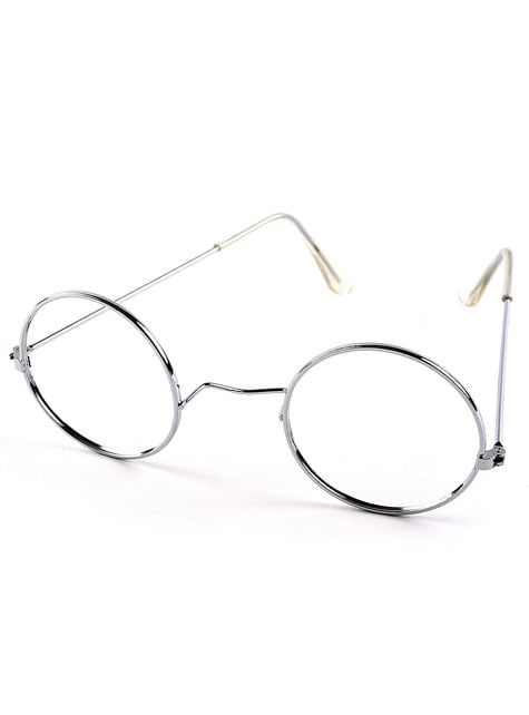 Lunettes rondes adulte