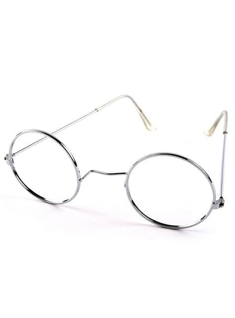 Óculos redondos para adulto