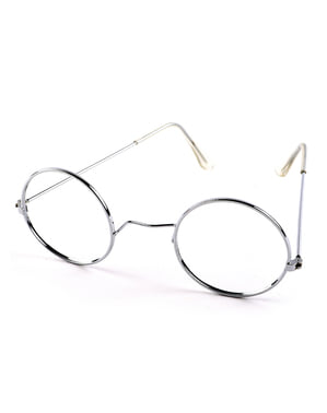 Kulaté brýle pro dospělé
