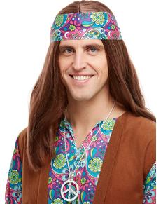 e0305a830b Paz y amor! Disfraz de hippie y disfraces años 60 con Buen Rollo ...