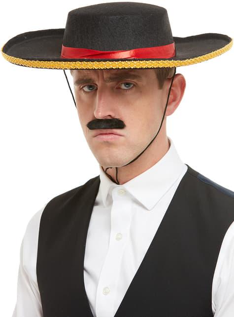 Sombrero de cordobés para adulto - para tu disfraz