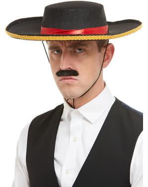 Cordovan hat