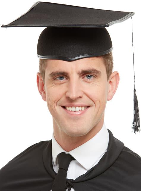 Chapeau étudiant adulte