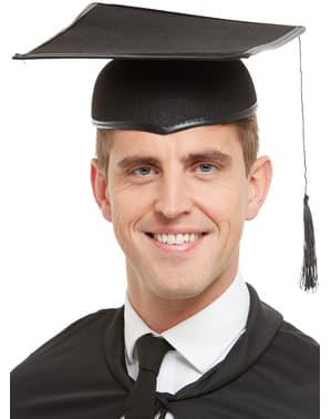 Afstudeer hoed voor volwassenen