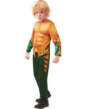 Fato de Aquaman classic para homem