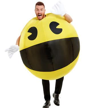 Pac-Man Maskeraddräkt Uppblåsbar