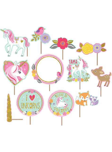 Kit Photocall Unicornio