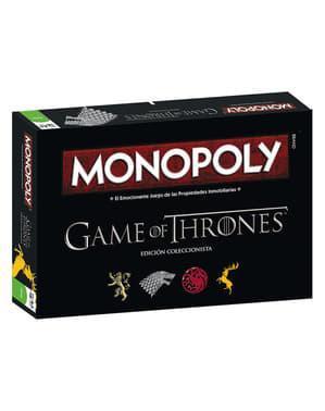 Thrones Deluxe Spanish Edition Tekel Oyunu