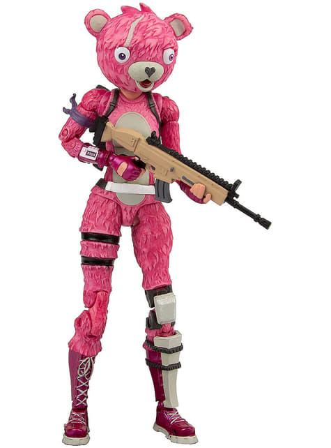 Figura Fortnite Cuddle Team Leader 18 cm