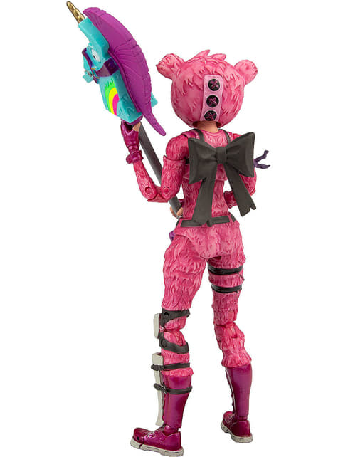 Figura Fortnite Cuddle Team Leader 18 cm – Fortnite - oficial