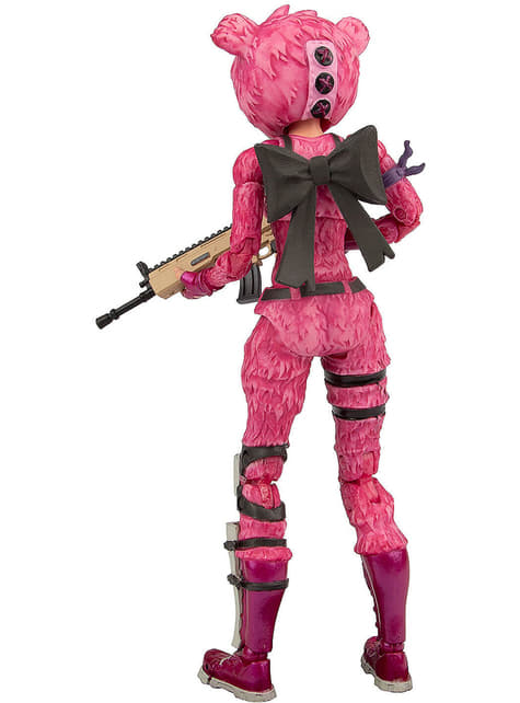 Figura Fortnite Cuddle Team Leader 18 cm – Fortnite - barato