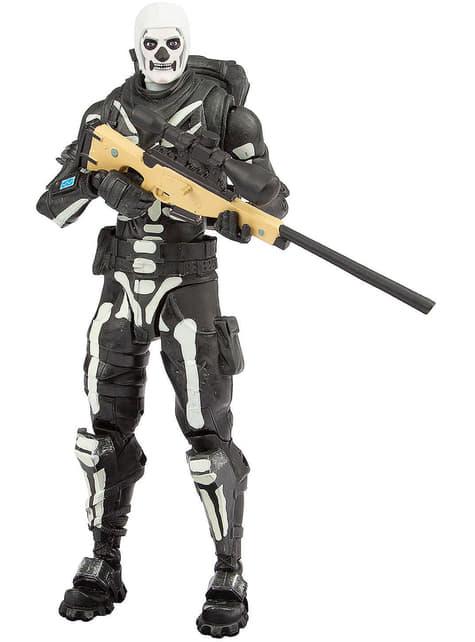 Action Figura Fortnite Skull Trooper 18 cm