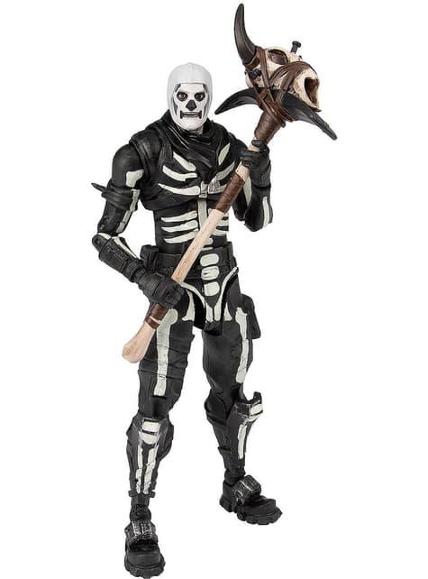 Figura Fortnite Skull Trooper 18 cm