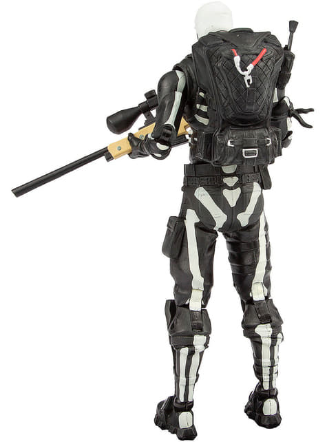 Figurka Fortnite Skull trooper 18 cm - Fortnite
