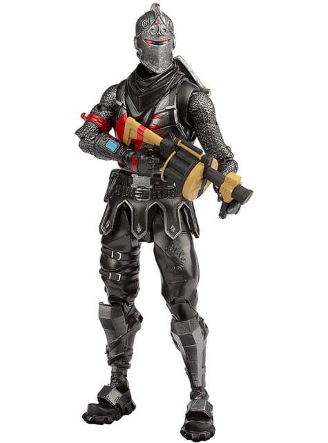 Figura Cavaleiro Negro - Fortnite