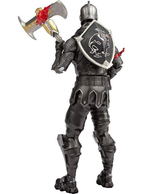 Figura Caballero Negro 18 cm - Fortnite