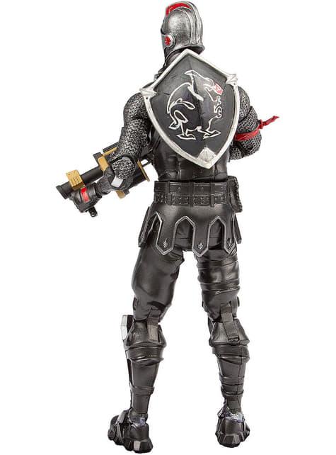 Action Figure Cavaliere Nero - Fortnite