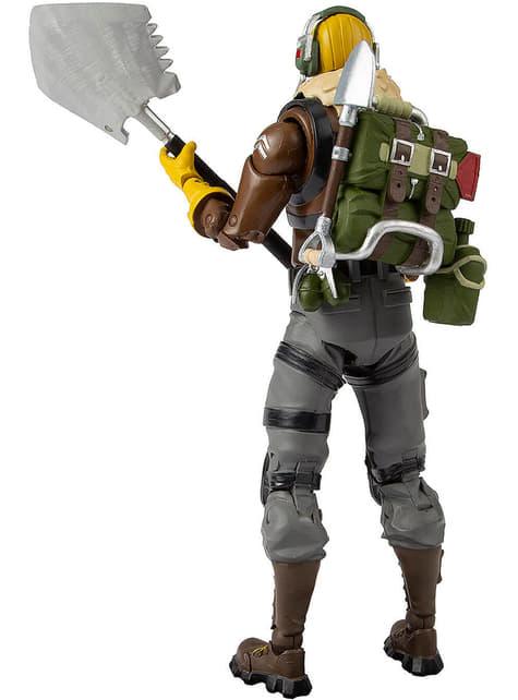 Figurka Fortnite Raptor 18 cm - Fortnite